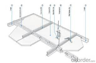 demountable ceiling suspension grid system buy