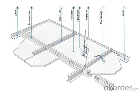 Ceiling Tile Grid System by Demountable Ceiling Suspension Grid System Buy