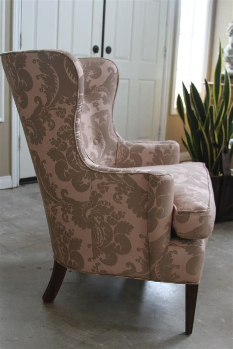 wingback chair slipcover diy 28 sure fit lexington blue wing product description