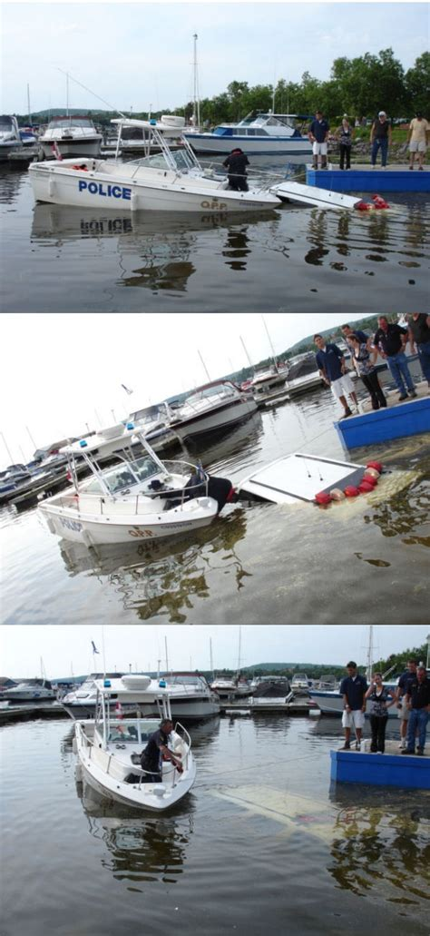 on a boat fail boating fails ouch gallery ebaum s world