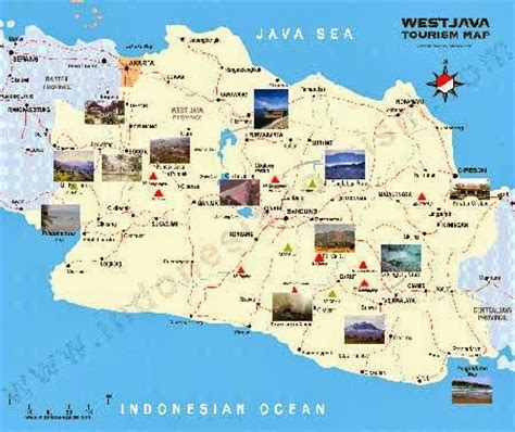 daftar lengkap tempat wisata  jawa barat tempat wisata