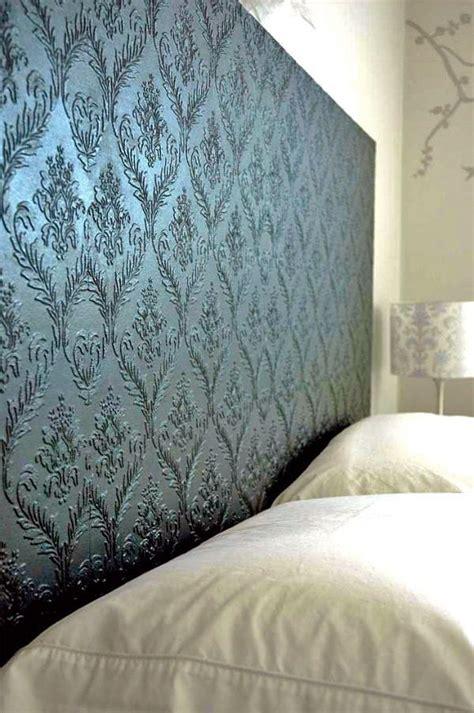 wallpaper headboard ideas 1000 ideas about textured wallpaper on pinterest stripe