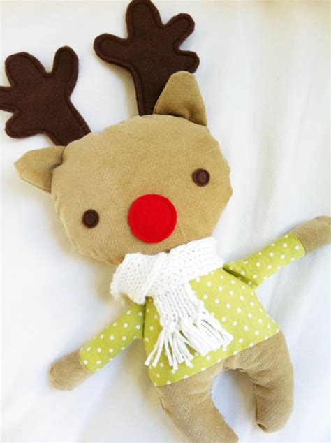 sewing pattern reindeer 17 best images about christmas sewing on pinterest