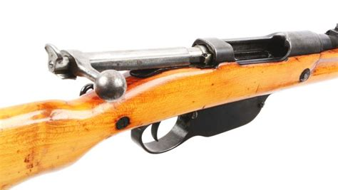 steyr mannlicher model  bolt action short rifle