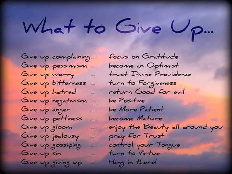 40 pro life lenten sacrifice ideas for you prolife365 what to give up quot giving up something for lent is