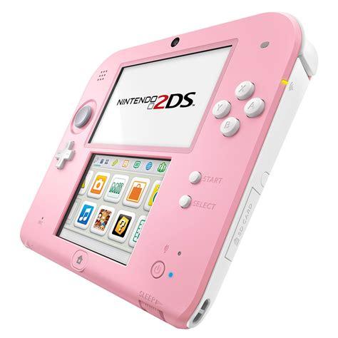 console nintendo ds nintendo 2ds mario kart 7 console bundle pink white