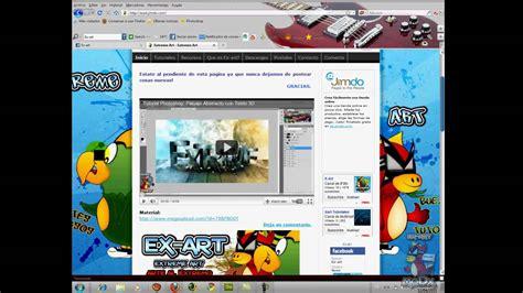 tutorial de dreamweaver en pdf tutorial dreamweaver crear pagina de inicio en html youtube