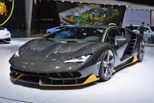 Lamborghini C The Lamborghini Centenario Carzi