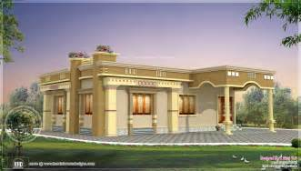 2 Bedroom House Floor Plans small south indian home design home kerala plans