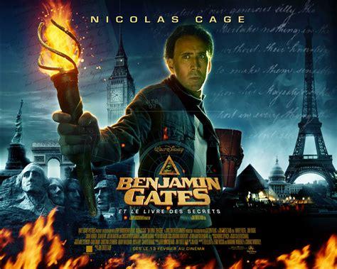 film nicolas cage streaming fonds d 233 cran du film benjamin gates et le livre des