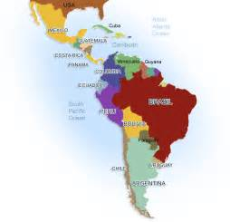 map of south america including mexico mexico map south america