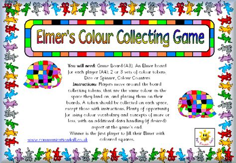 pattern words eyfs image gallery elmer activities