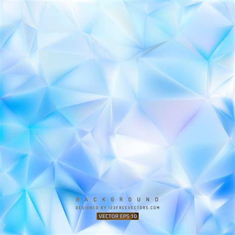triangle light pattern abstract light blue polygon triangle pattern background
