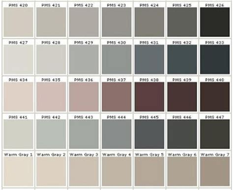 9 best images of grey color chart 50 shades of grey 9 best images of grey color chart 50 shades of grey