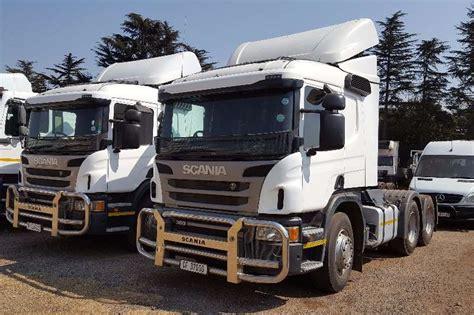2014 scania scania p360 axle truck tractor trucks