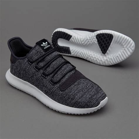 adidas originals tubular shadow knit shoes black shoes store