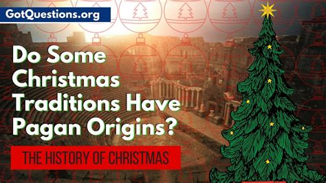 the history of christmas do some christmas traditions