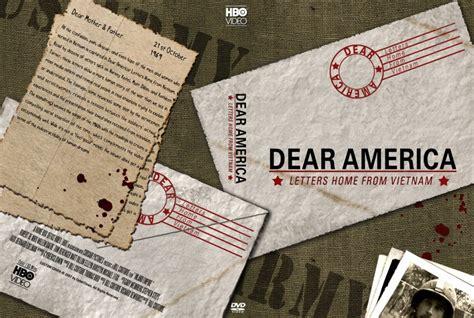 Dear America : A Letter From Vietnam   Movie DVD Custom