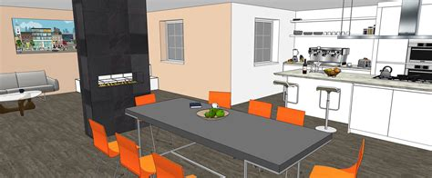 kitchen design sketchup 3d for interior design kitchen bathroom sketchup
