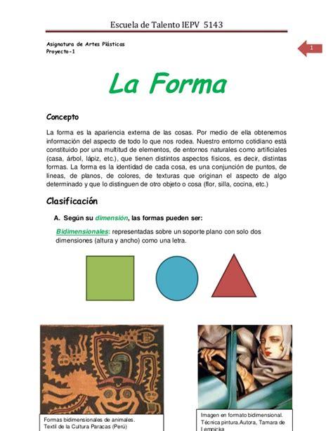 la forma de las 6073139683 la forma arte