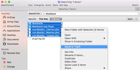 bluestacks uninstaller uninstall bluestacks on mac mac removal guide