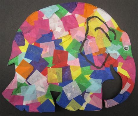 Elmer The Patchwork Elephant Lesson Plans - 85 best elmer crafts and activities images on