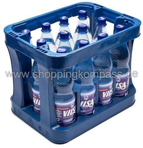 1 kasten wasser mineralwasser vilsa brunnen mineralwasser klassik kasten