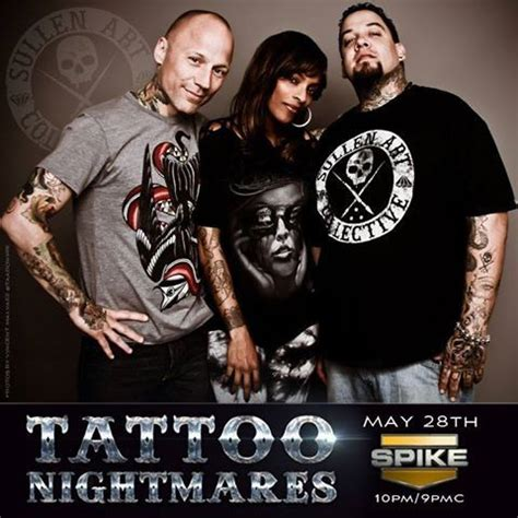 tattoo nightmares premiere 35 best images about tattoo nightmares on pinterest
