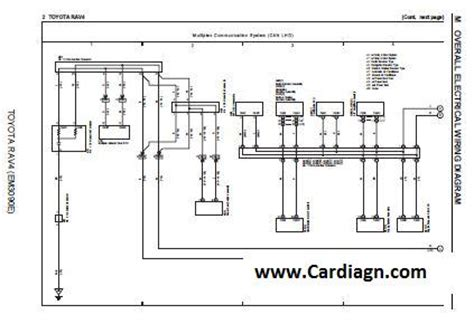 rav4 wiring diagram free wiring diagrams