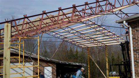 Hip Roof Barn Plans Pricing Quality Steel Trusses From Bestbuildingkit