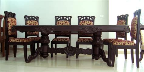 Dining Table Kerala Style Dining Table Wooden Dining Table Designs Kerala