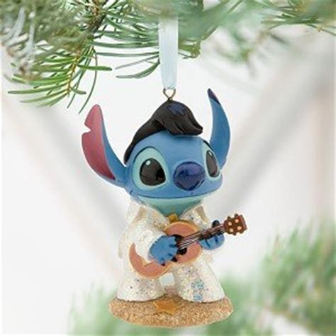 disney lilo and stitch christmas ornament cool stuff to