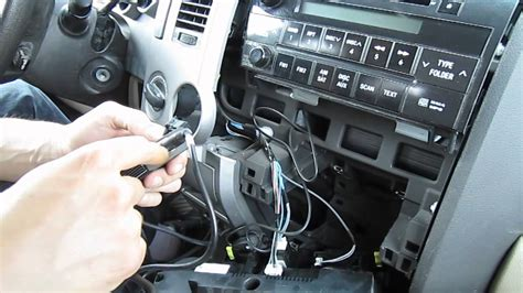 I Need An Aux Port In Car by Gta Car Kits Toyota Tundra 2007 2011 Aux Ipod Iphone