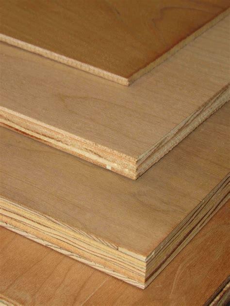 Cherry Plywood - Capitol City Lumber