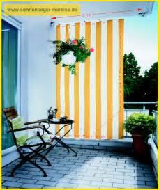 seitlicher sichtschutz terrasse windschutz balkon mit sonnensegeln sonnensegel markise