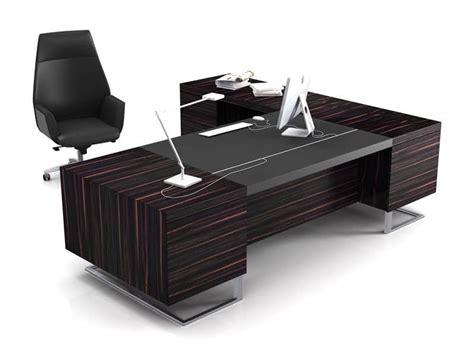 large office desks large desk wood and metal ideal for executive office idfdesign