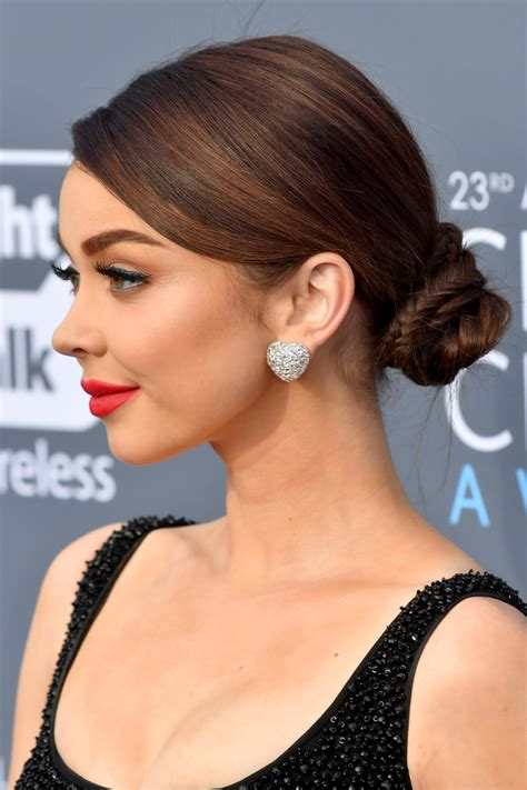 do ouidad haircuts thin out hair 13 cute and easy bun hairstyles best ideas for how to do