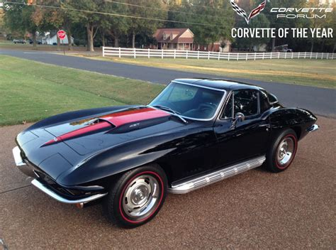 year of the corvette corvette forum excitedly announces corvette of the year
