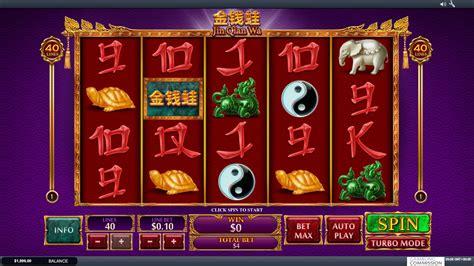 jin qian wa slot machine  play   win jackpot