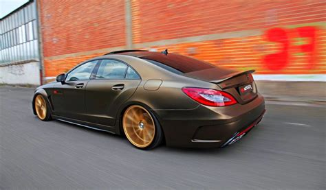 mercedes modified mercedes cls 350 cdi modified concept sport car design