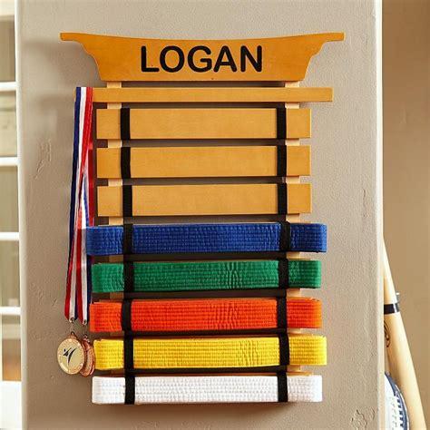 Taekwondo Belt Rack Personalized by Best 25 Belt Holder Ideas On Belt Rack