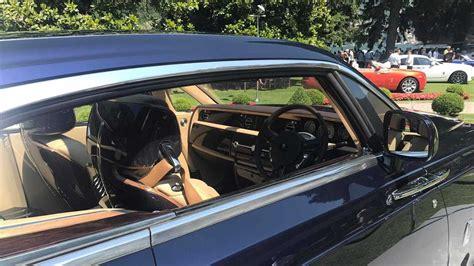 one rolls royce sweptail is opulence on wheels www