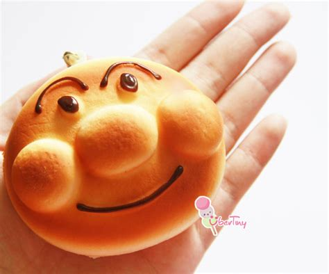 Big Sale Ojizhusan Squishy Licensed By Toyboxshop Original large anpanman bread squishy 183 uber tiny 183 store