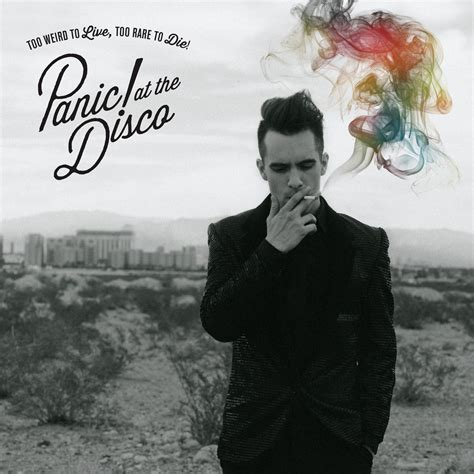 Panic At The Disco Panic At The Disco To Live To Die