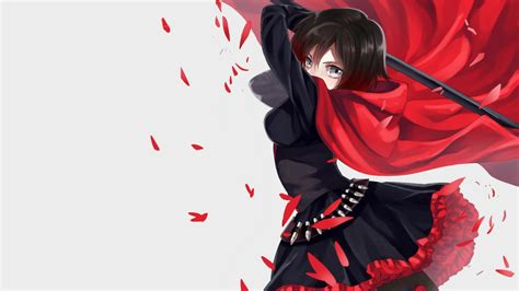 ruby rose rwby wallpapers hd wallpapers id