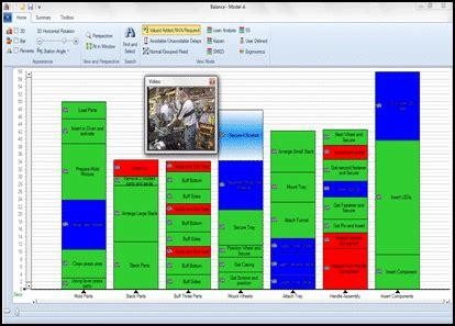 Yamazumi Charts Timer Pro Professional Acsco Yamazumi Chart Template