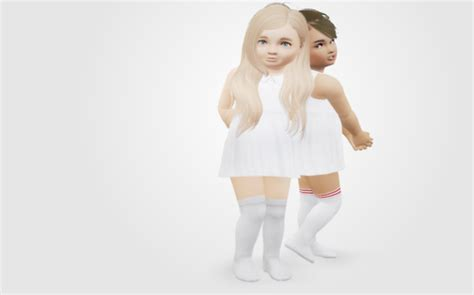 sims 3 toddler accessories my sims 3 blog clothing accessories and skin for infants