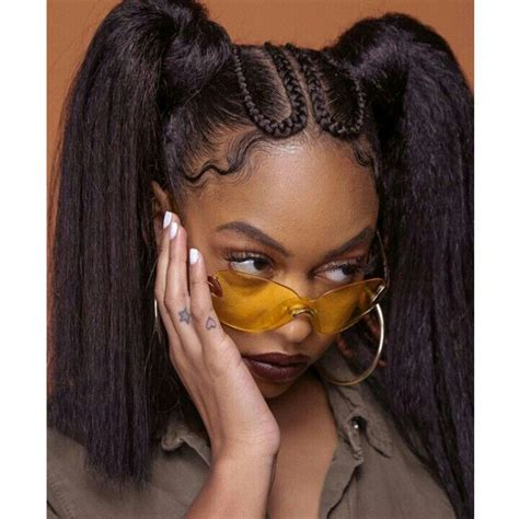 ponytail weave hairstyle with twisties 2374 best images about it s all about the hair on