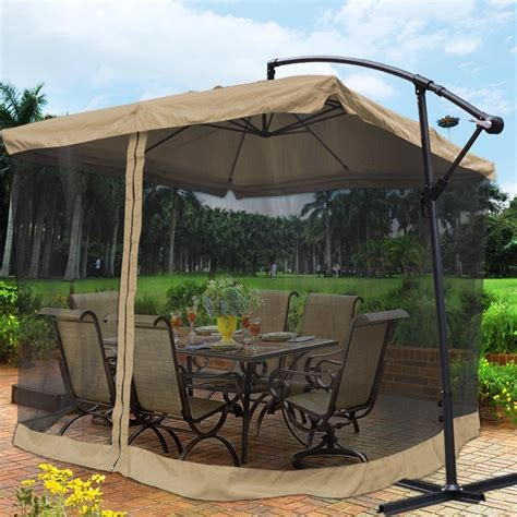 Deck Netting by Best Mosquito Netting For Patio Insect Cop