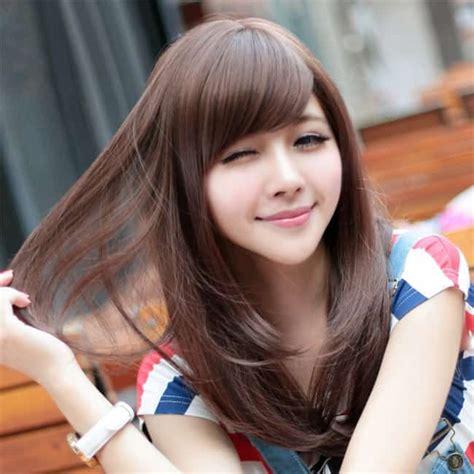 medium hairstyle korean 15 korean hairstyles for sheideas